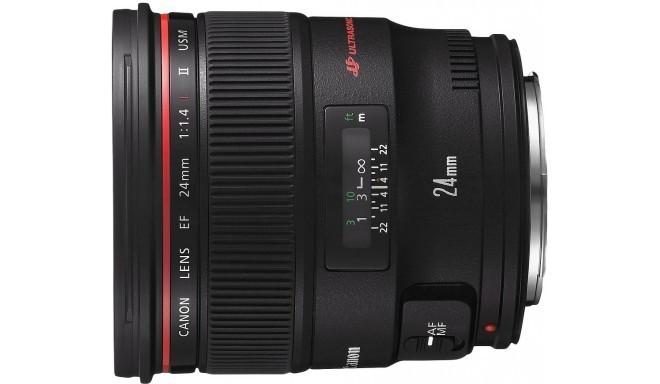 Canon EF 24мм f/1.4L II USM объектив
