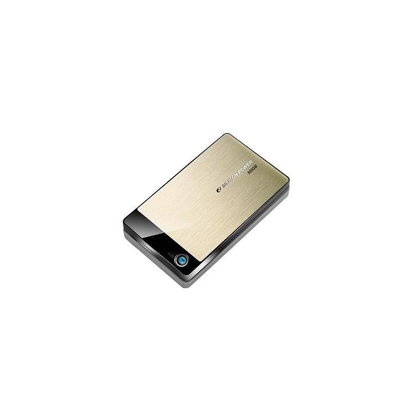 Silicon Power Armor A50 500GB, kuldne