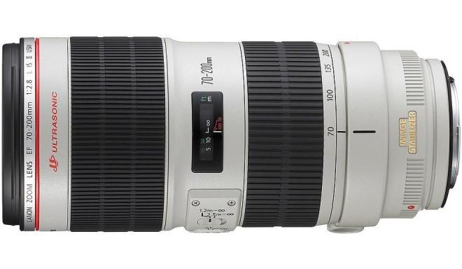Canon EF 70-200mm f/2.8L IS II USM objektīvs