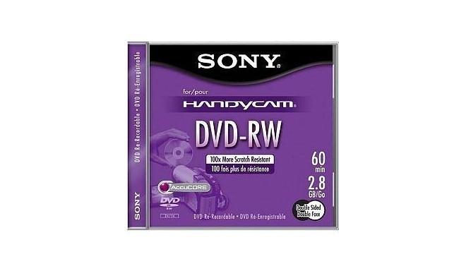 Sony DVD-RW 2,8GB Mini 60min