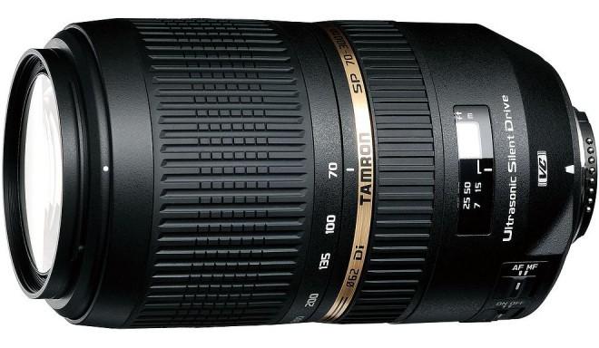 Tamron SP AF 70-300mm f/4.0-5.6 Di VC USD objektiiv Canonile