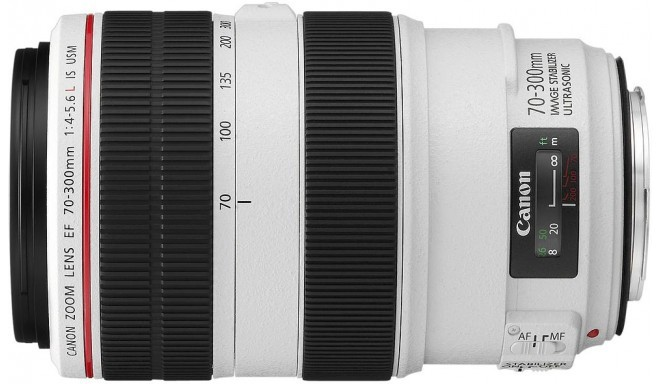Canon EF 70-300mm f/4.0-5.6L IS USM objektiiv