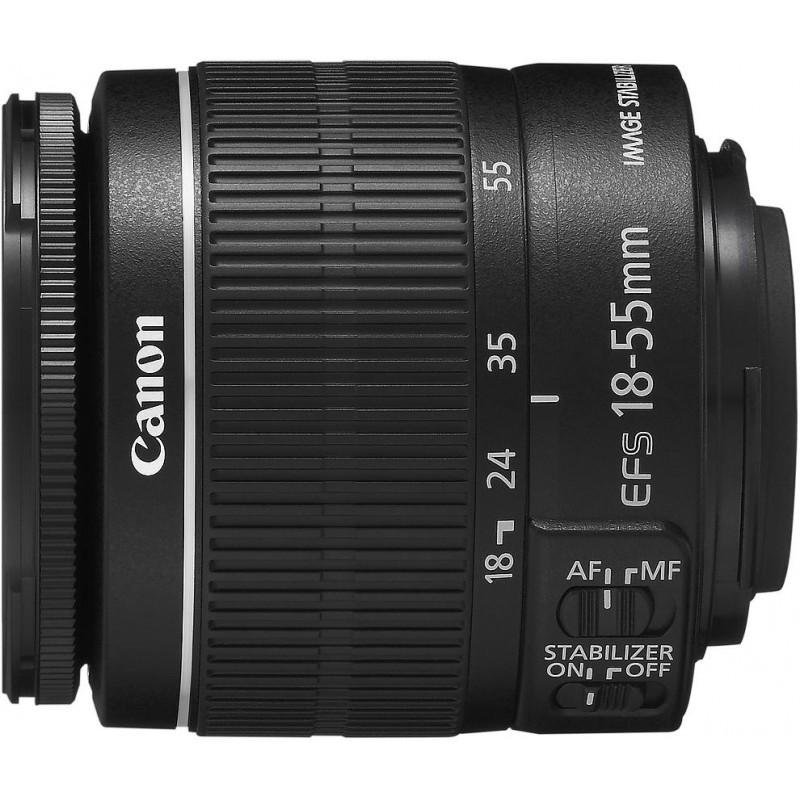 Canon EF-S 18-55mm f/3.5-5.6 IS II objektiiv