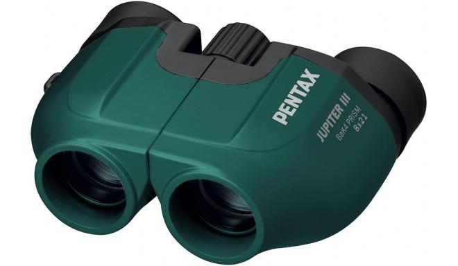 Pentax binokkel Jupiter III 8x21, roheline