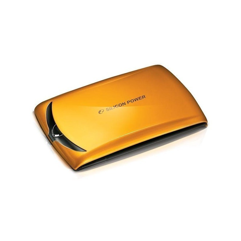 Silicon Power Stream S10 500GB оранжевый