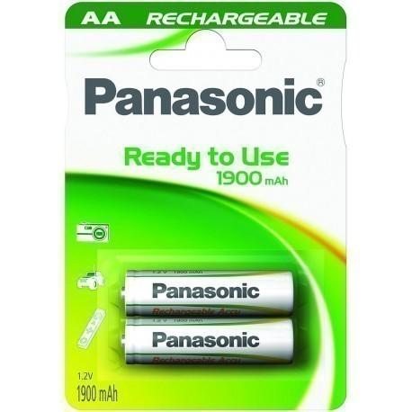 Panasonic Evolta aku AA 1900mAh P-6E/2B