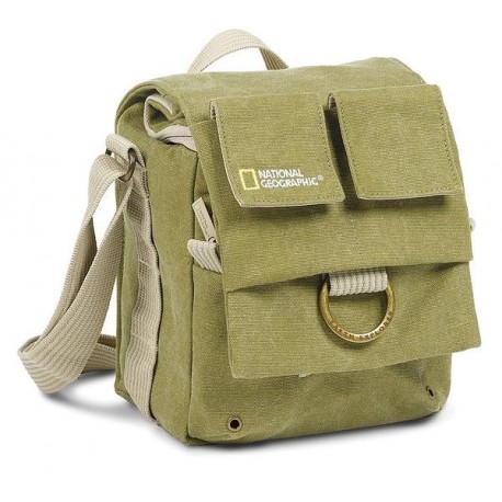 National Geographic Small Shoulder Bag, khaki (NG2344)
