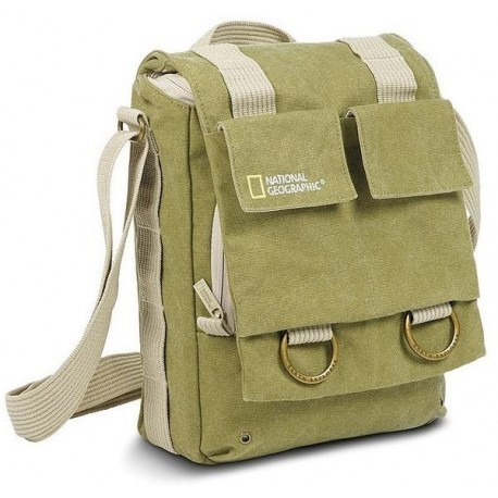 National Geographic õlakott Slim Shoulder Bag (NG 2300), khaki