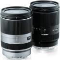 Tamron 18-200mm f/3.5-6.3 DI III VC objektiiv Sony NEX-le, must