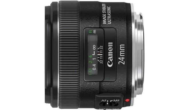 Canon EF 24мм f/2.8 IS USM объектив