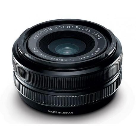 Fujinon XF 18mm f/2 R objektiiv