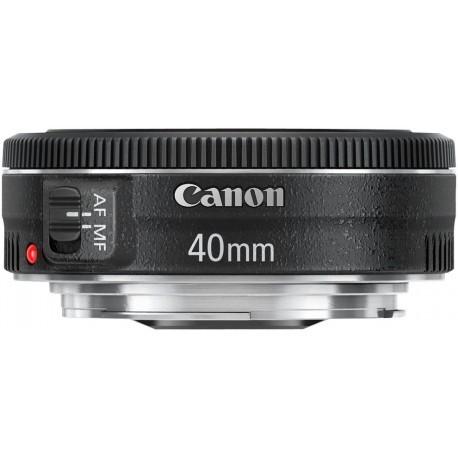 Canon EF 40мм f/2.8 STM объектив