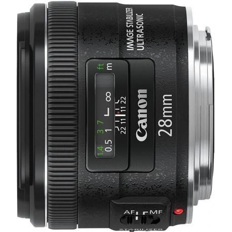 Canon EF 28мм f/2.8 IS USM объектив