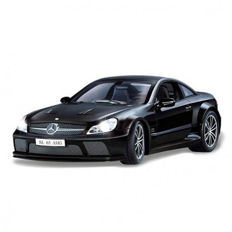 Platinet Bluetooth Car Mercedes Benz SL65, black
