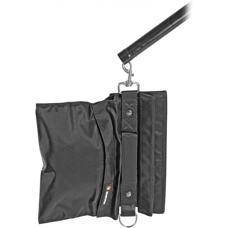 Manfrotto light stand set 420B Combi Boom Stand