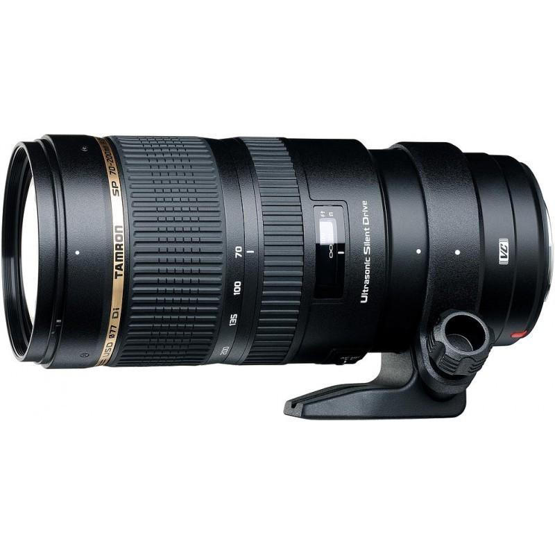 Tamron SP 70-200mm f/2.8 Di VC USD objektiiv Canonile