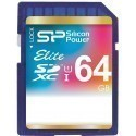 Silicon Power mälukaart SDXC 64GB Elite