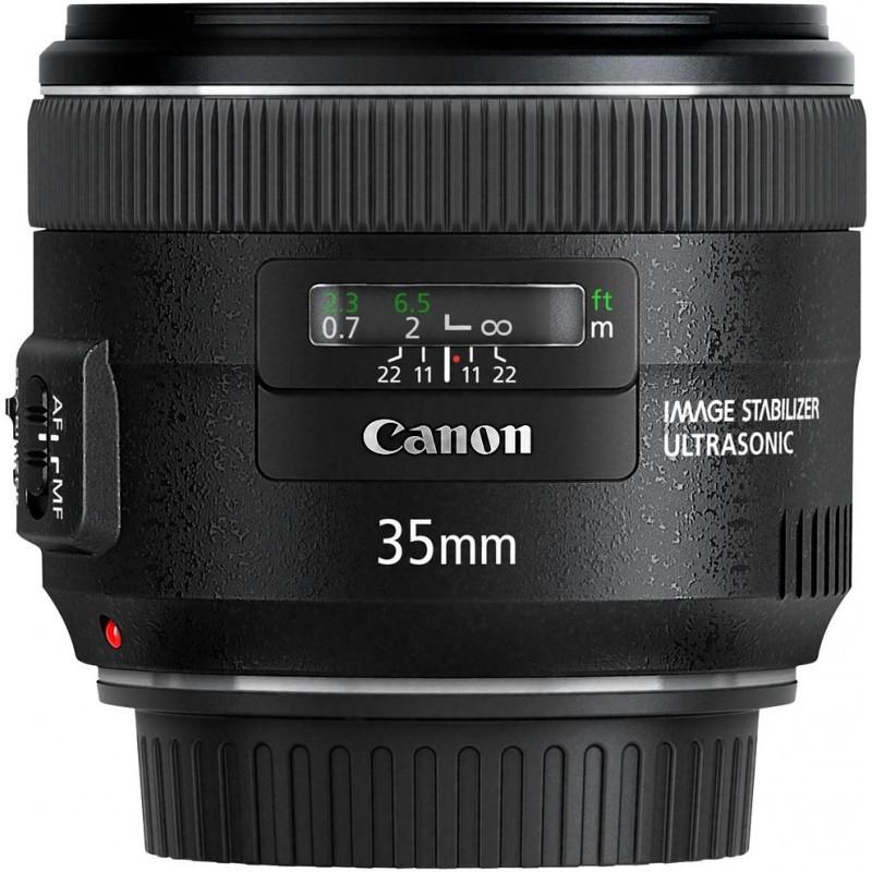 Canon EF 35 мм f/2.0 IS USM