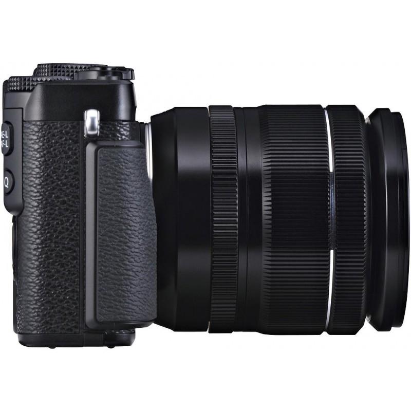 Fujifilm X-E1 + 18-55mm, must