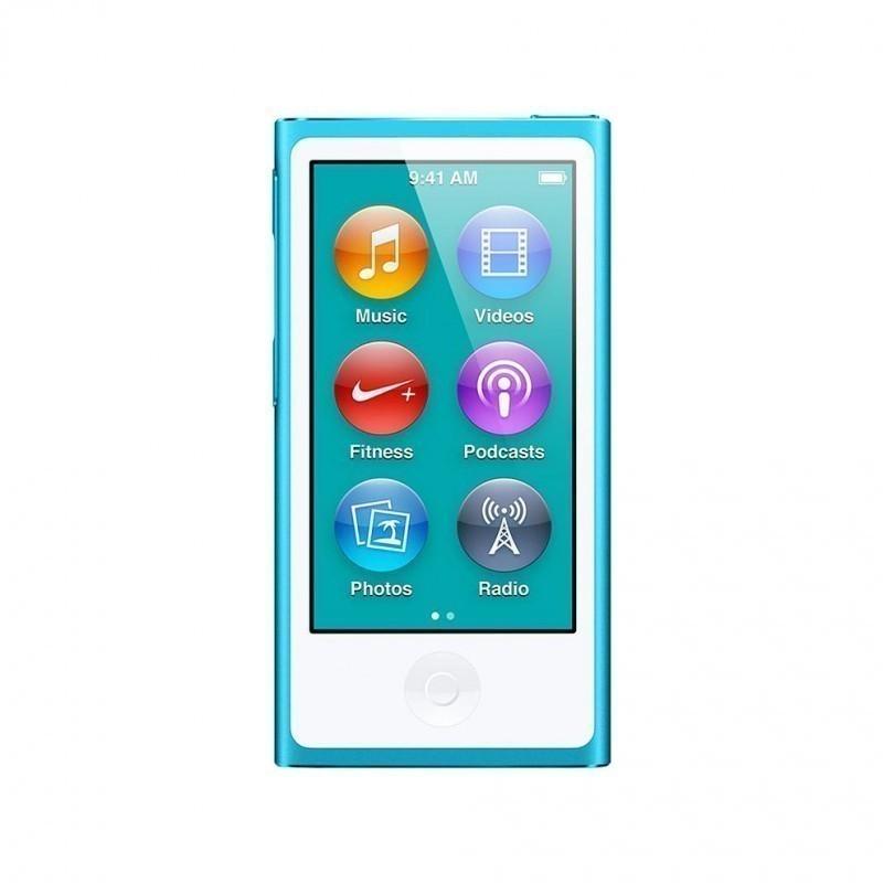 apple ipod nano 7 generation blue mp3 players photopoint rh photopoint ee iPod Nano 4th Generation ipod nano 7 instruction manual