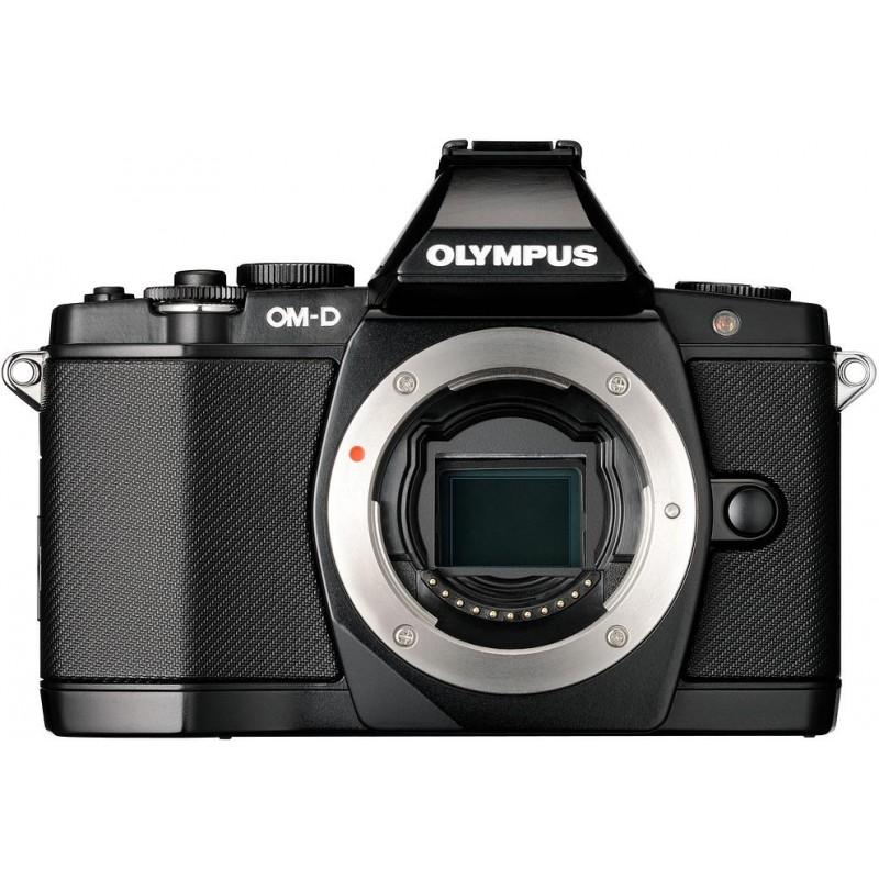 Olympus OM-D E-M5  корпус, черный