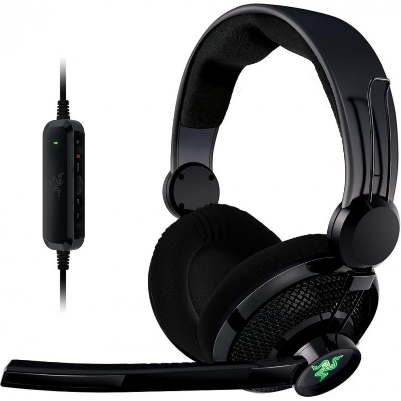 Razer kõrvaklapid + mikrofon Carcharias Xbox/PC