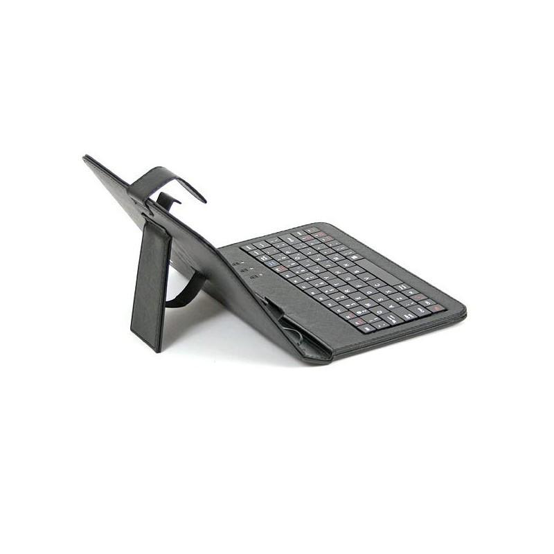 Omega klaviatuur tahvelarvutile + kaitseümbris 7