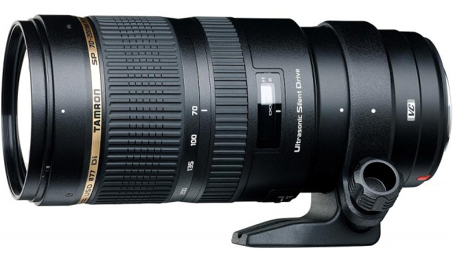 Tamron SP 70-200mm f/2.8 Di VC USD objektiiv Nikonile