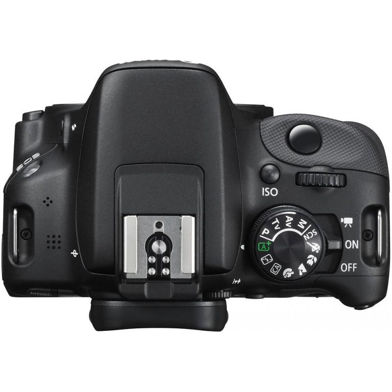 Canon EOS 100D + 18-55mm DC + 40mm STM Kit