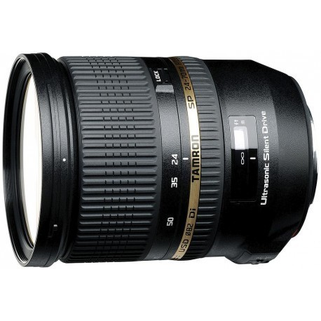 Tamron SP 24-70mm f/2.8 Di USD objektiiv Sonyle