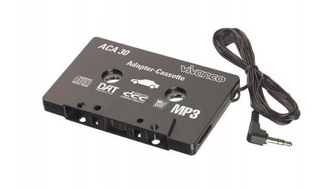 Vivanco auto adapteris-kasete (26954)
