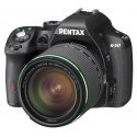Pentax K-50 + 18-135mm WR Kit, must