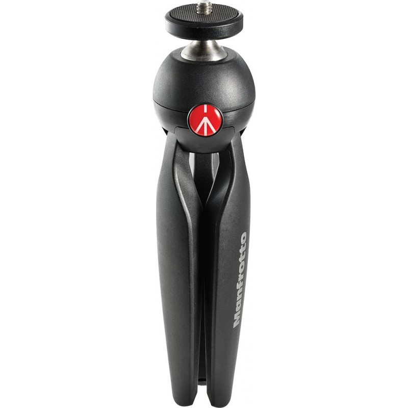 Manfrotto tripod Pixi Mini, black