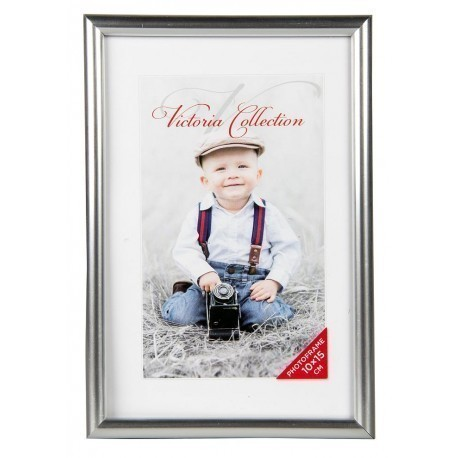 Photo frame Future 10x15, silver