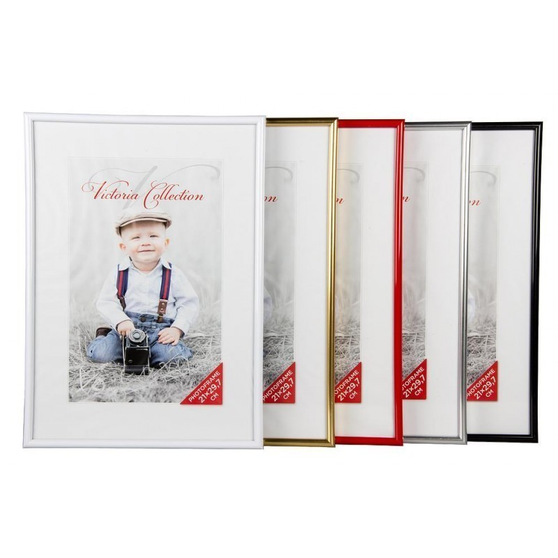 Photo frame Future 21x29.7 red