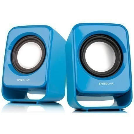 Speedlink speakers Snappy SL-8002-BE blue