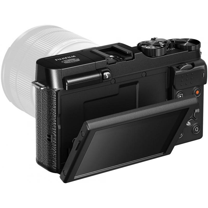 Fujifilm X-M1  kere, must