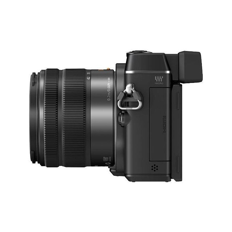 Panasonic Lumix DMC-GX7 + 14-42 мм, чёрный