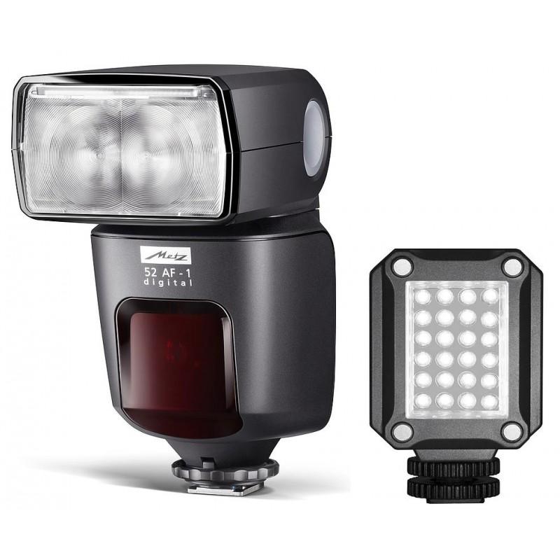 Metz 52 AF-1 + LED-160 Kit для Nikon