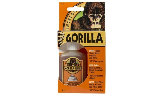 Gorilla liim 60 ml
