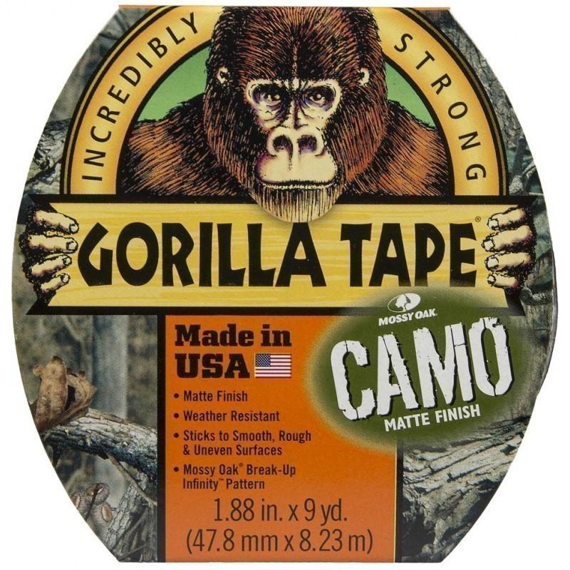 "Gorilla tape ""Camo"" 8m"