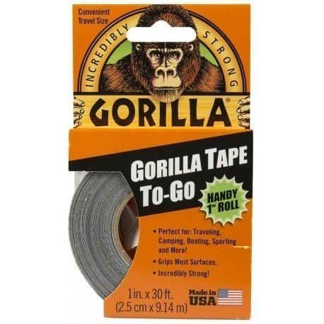 "Gorilla клейкая лента  ""Handy Roll"" 9м"
