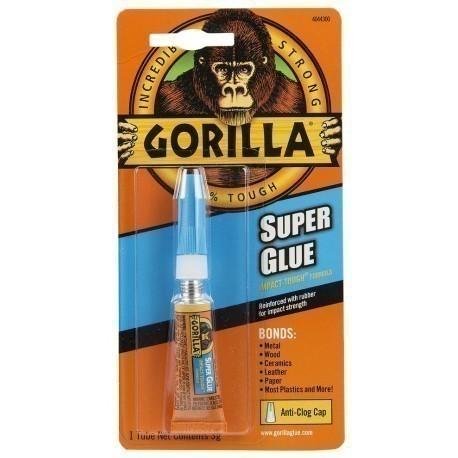 "Gorilla клей ""Superglue"" 1x3г"