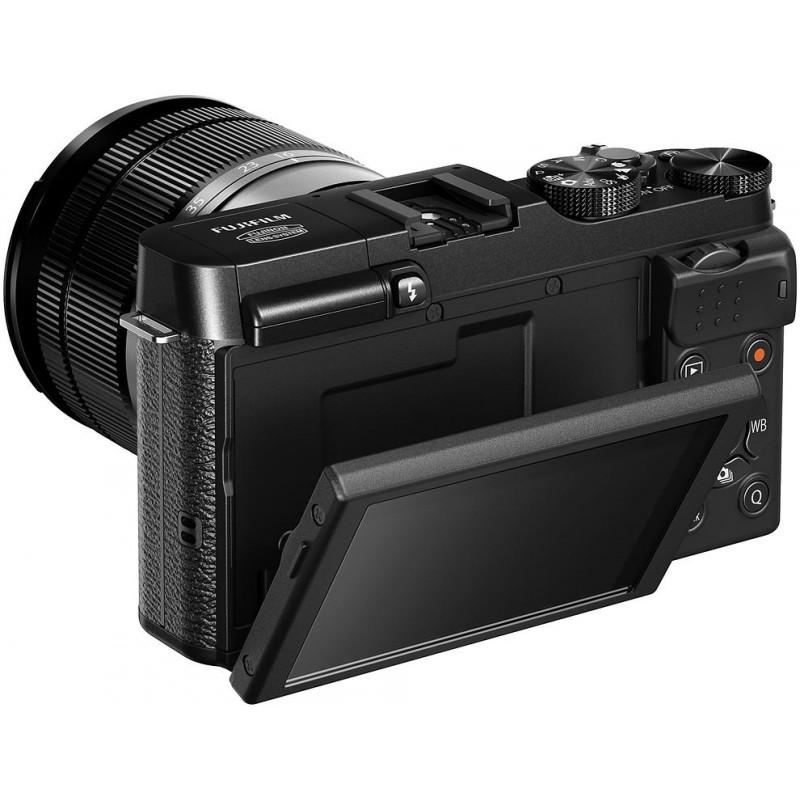 Fujifilm X-M1 + 16-50mm + 27mm, must