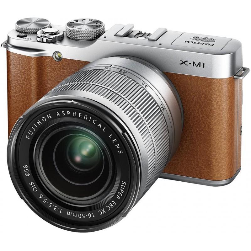 Fujifilm X-M1 + 16-50mm + 27mm, pruun