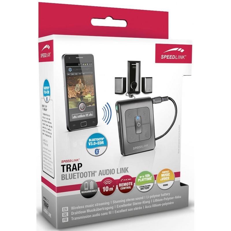 Speedlink Trap Bluetooth Audio Link SL-8840-BK01