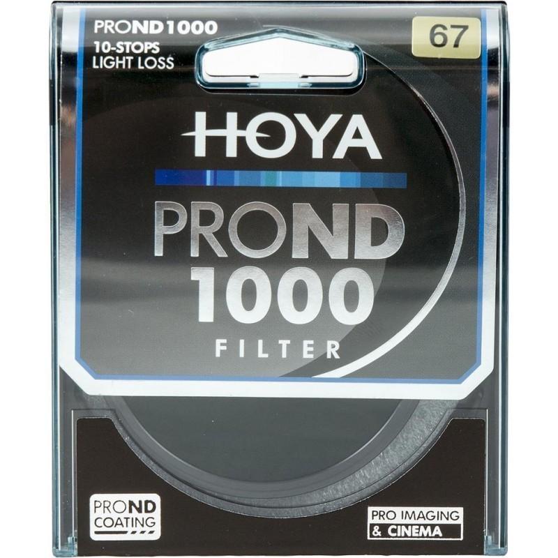 Hoya filter neutraalhall ND1000 Pro 67mm