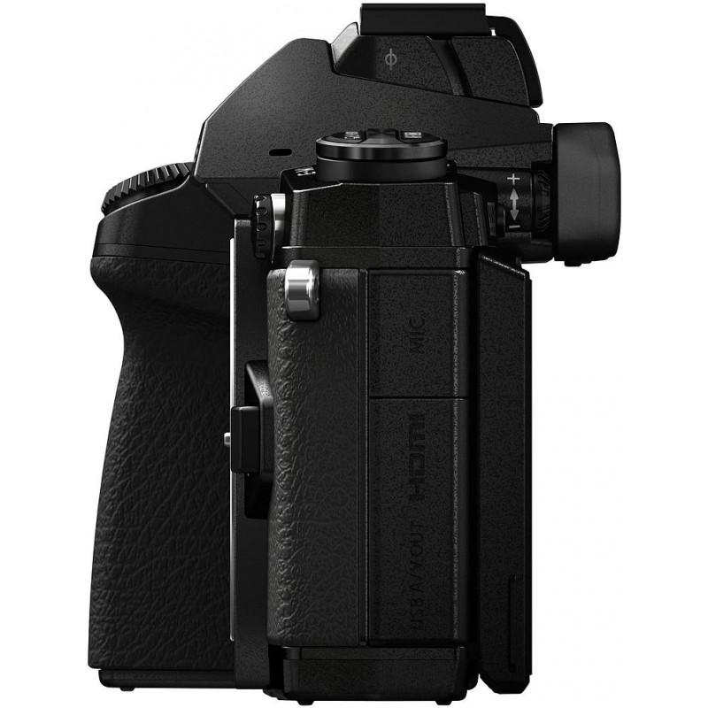 Olympus OM-D E-M1 + ED 12-40 мм Kit чёрный