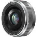 Panasonic Lumix G 20 мм f/1.7 II ASPH серебристый