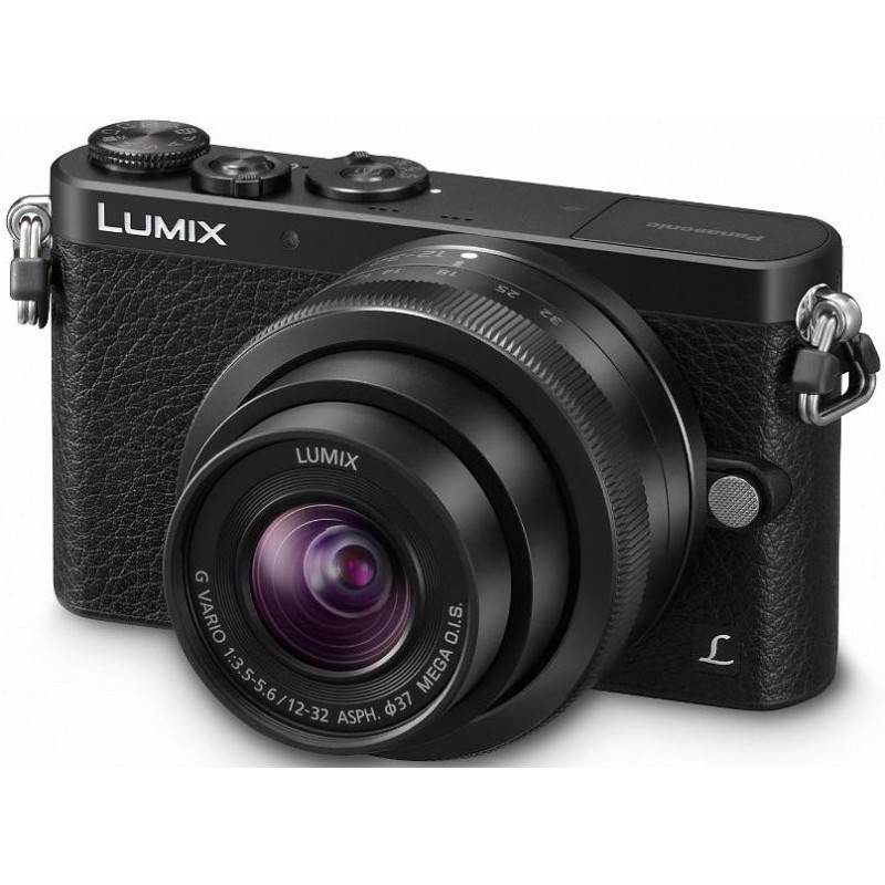 Panasonic Lumix DMC-GM1 + 12-32mm Kit, must